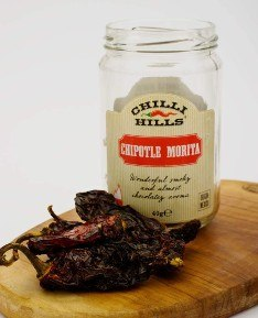 Chile Chipotle Deshidratado